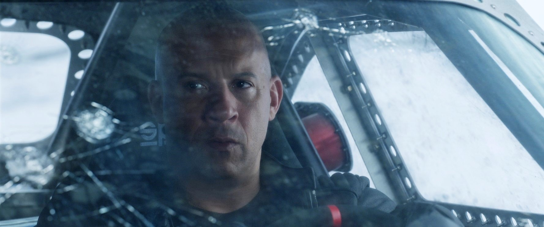Vin Diesel stars as Dominic Toretto in Universal Pictures' The Fate of the Furious (2017)