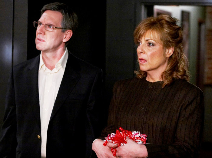 Tim Bagley stars as Alan Balaban and Caroline Aaron stars as Debra Balaban in Phase 4 Films' Finding Bliss (2010)