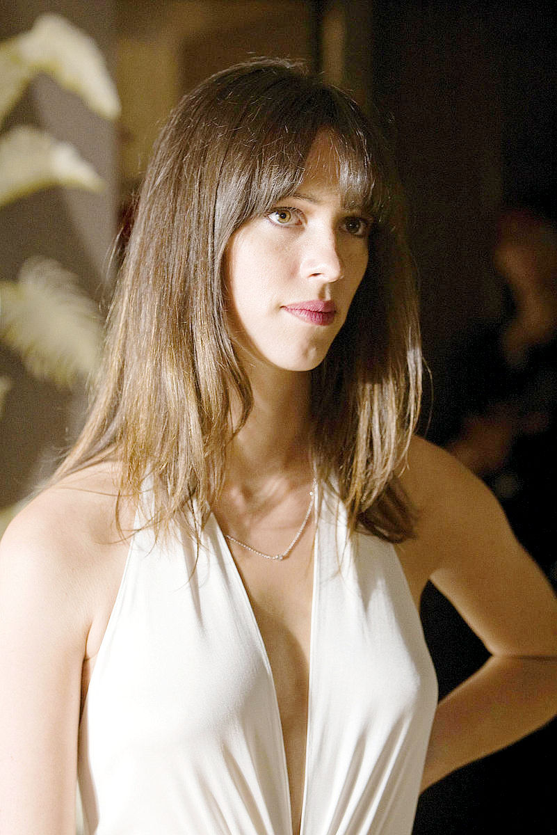 Rebecca Hall stars as Caroline Cushing in Universal Pictures' Frost/Nixon (2008)