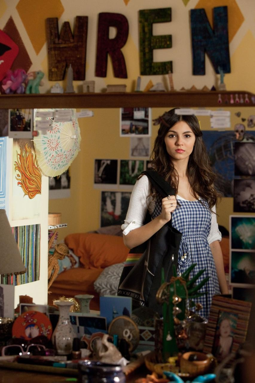 Victoria Justice stars as Wren in Paramount Pictures' Fun Size (2012)