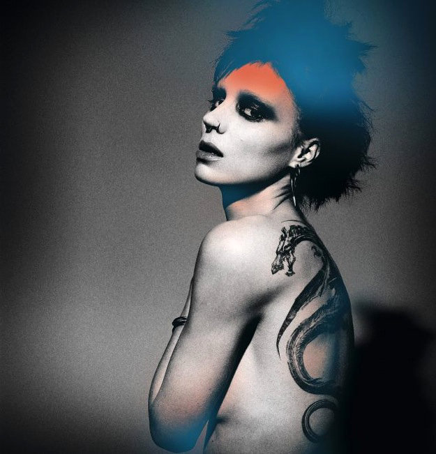 Rooney Mara stars as Lisbeth Salander in Columbia Pictures' The Girl with the Dragon Tattoo (2011)