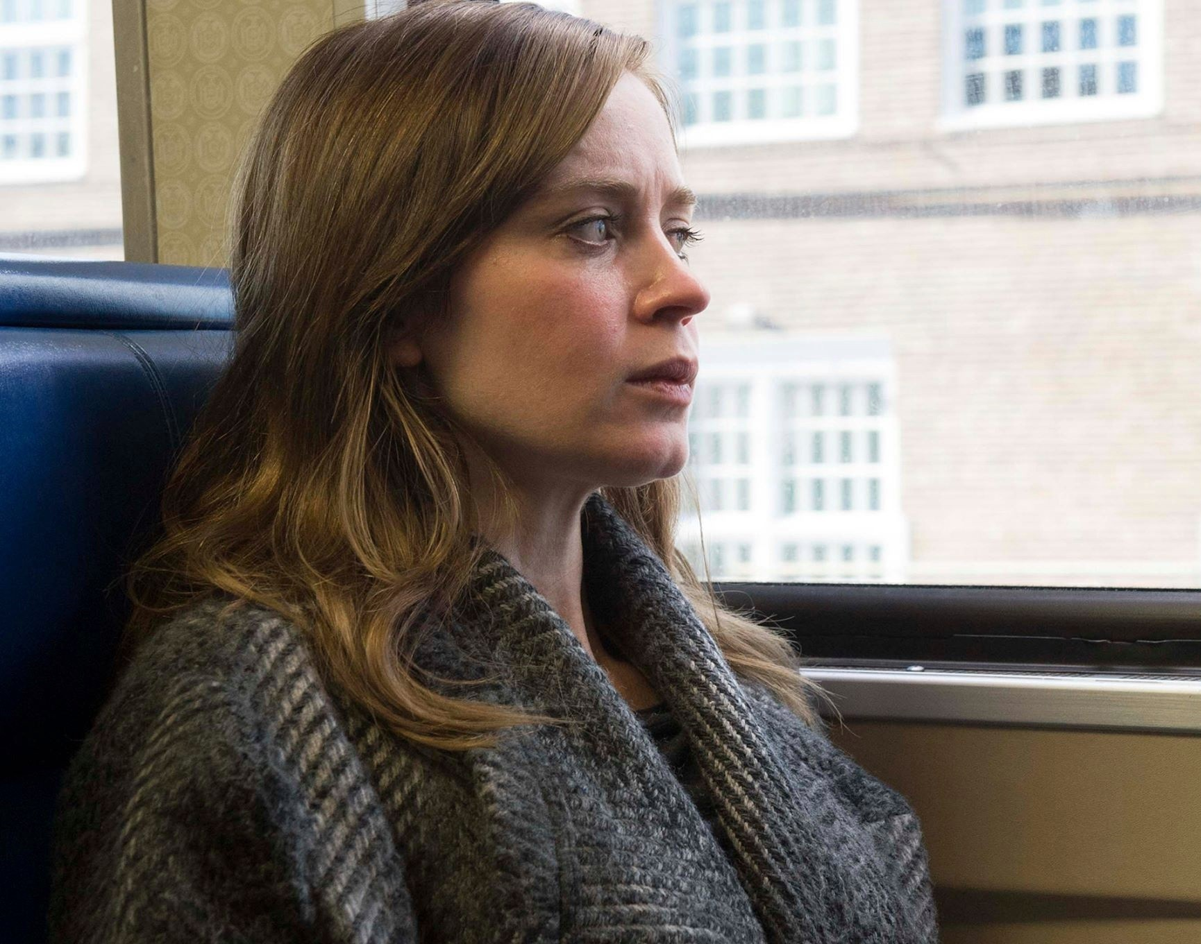Emily Blunt stars as Rachel Watson in Universal Pictures' The Girl on the Train (2016)