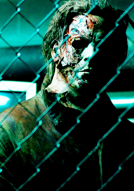 Tyler Mane stars as Michael Myers in Dimension Films' H2: Halloween 2 (2009)