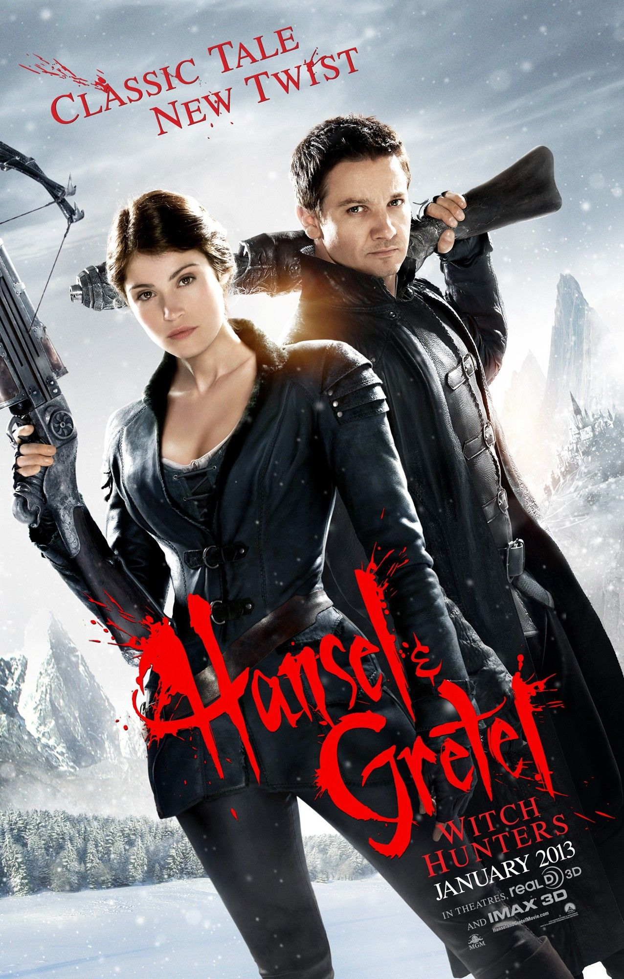 foto Hansel and Gretel: Witch Hunters