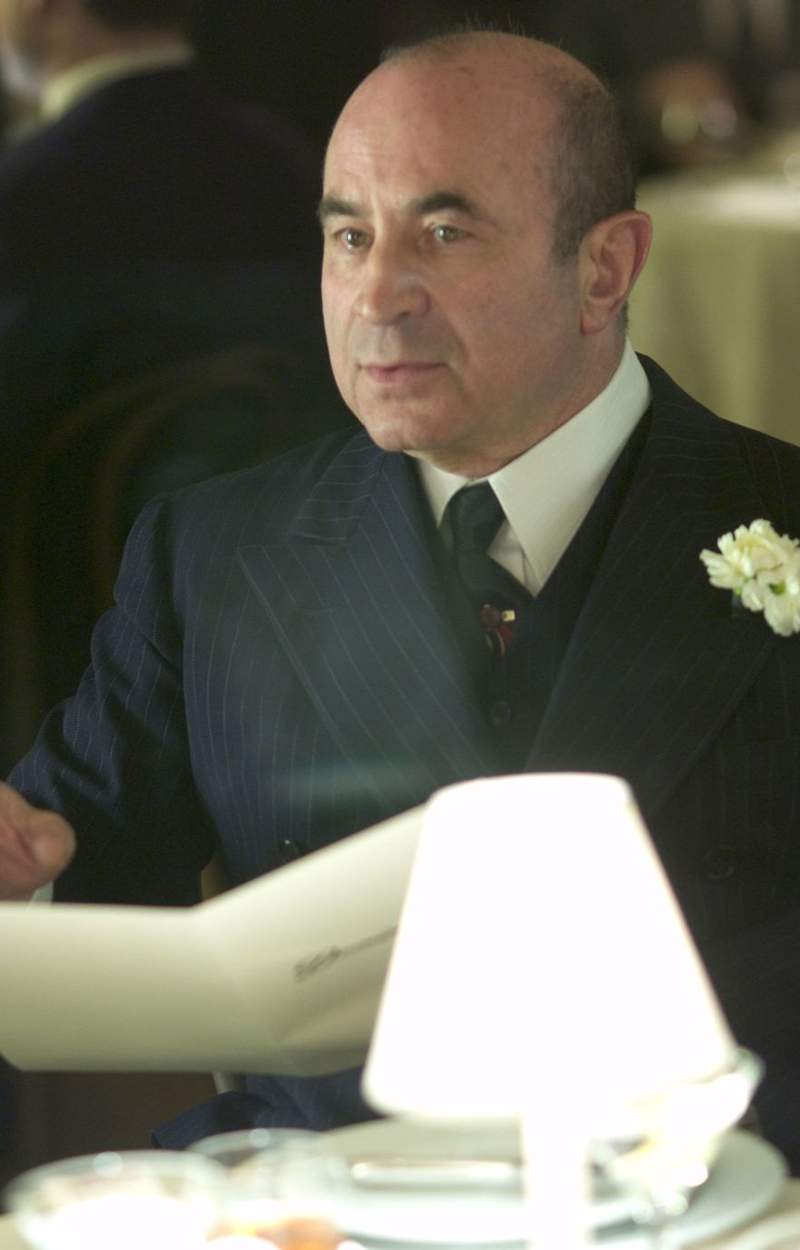 Bob Hoskins as Eddie Mannix in Focus Features' Hollywoodland (2006)