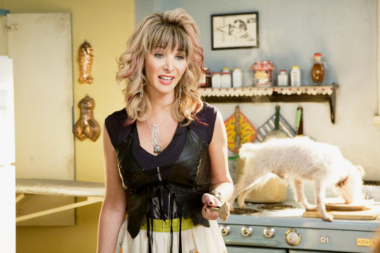 Lisa Kudrow stars as Lois Scudder in DreamWorks' Hotel for Dogs (2009)