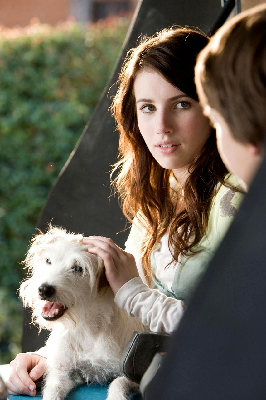 Emma Roberts stars as Andi in DreamWorks' Hotel for Dogs (2009)