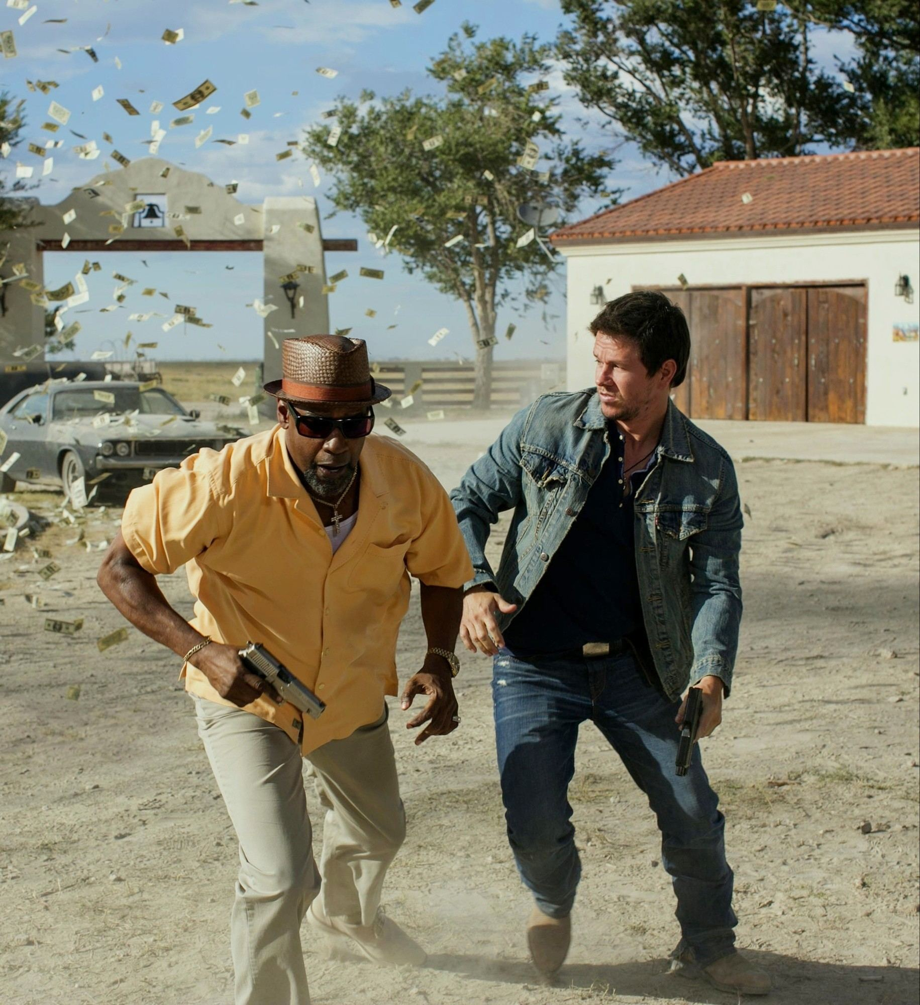 Denzel Washington, Mark Wahlberg