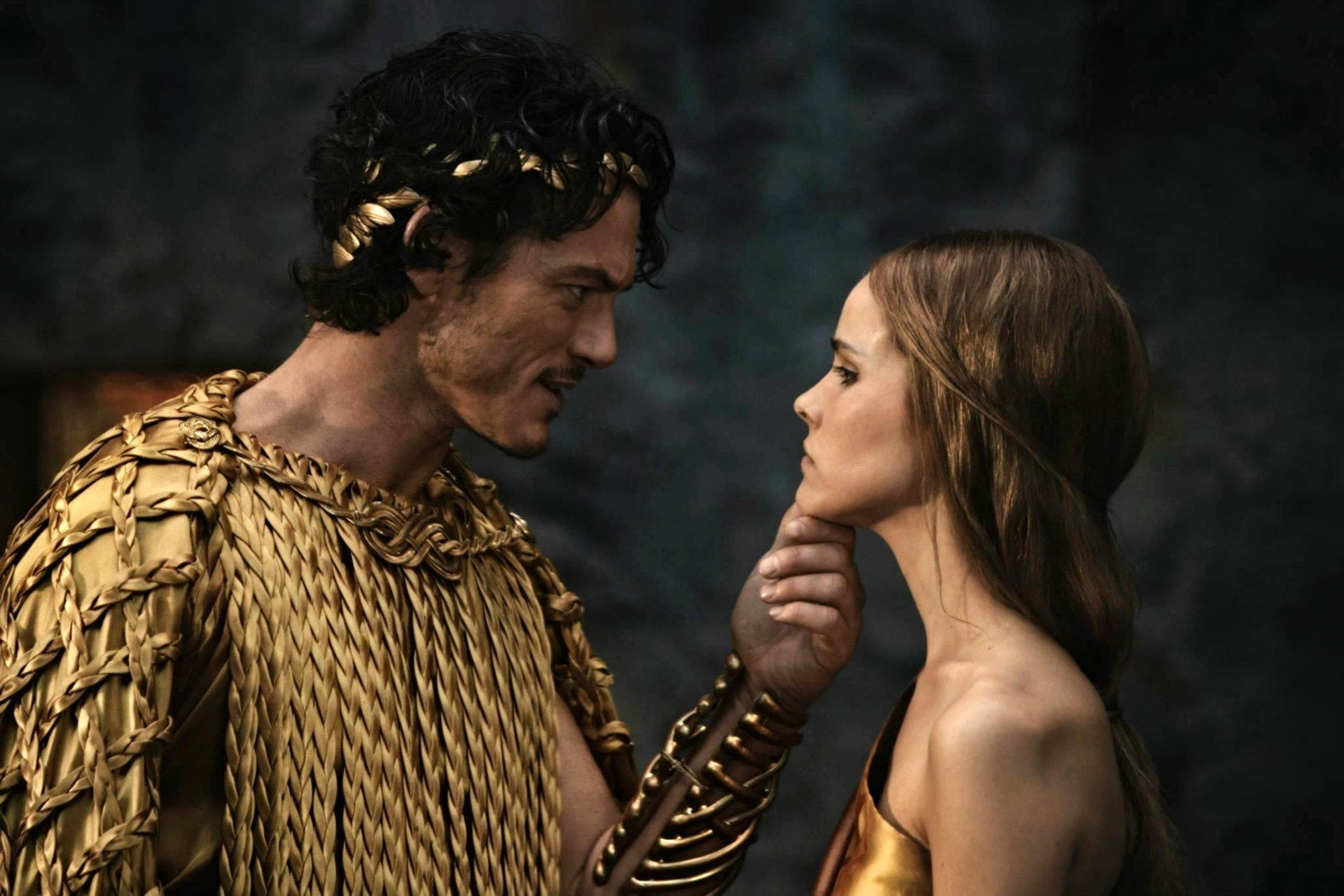 Isabel Lucas stars as Athena in Relativity Media s Immortals  2011Ares And Athena Together