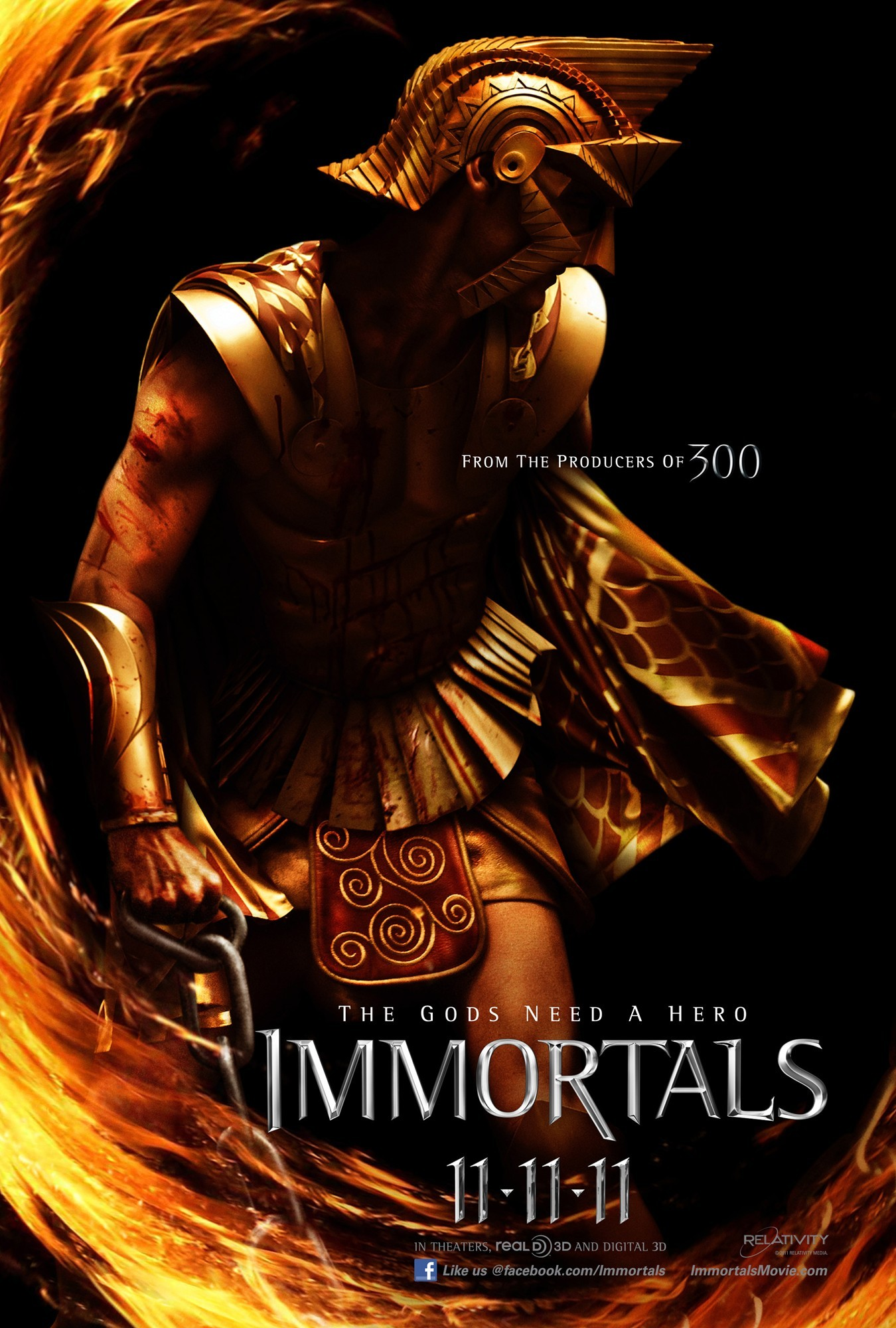 Immortals Movie Cast Immortals Movie 2011