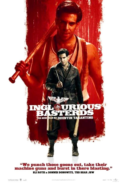 Poster of Inglourious Basterds (2009)