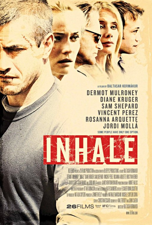 Inhale (2010) DVDRip AC3 xVID