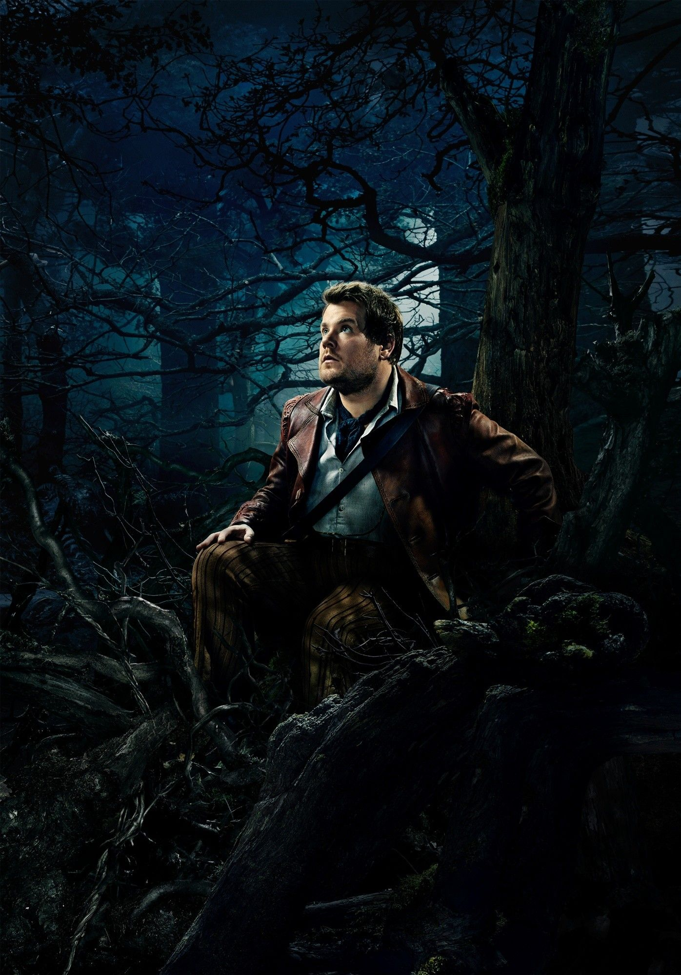 James Corden stars as The Baker in Walt Disney Pictures' Into the Woods (2014)