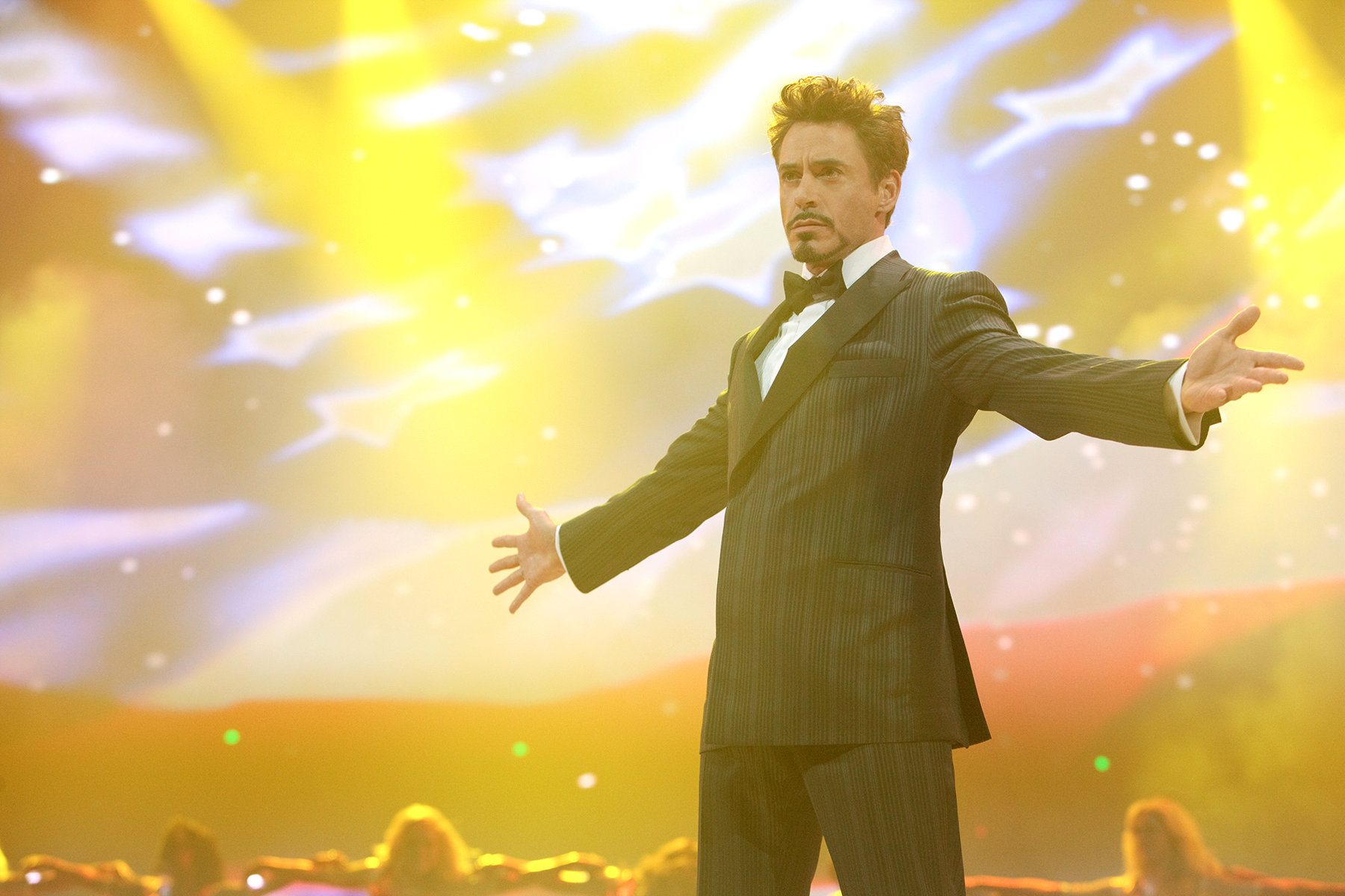 Robert Downey Jr, Iron Man 3 y Sus 'Artificios de Altura'