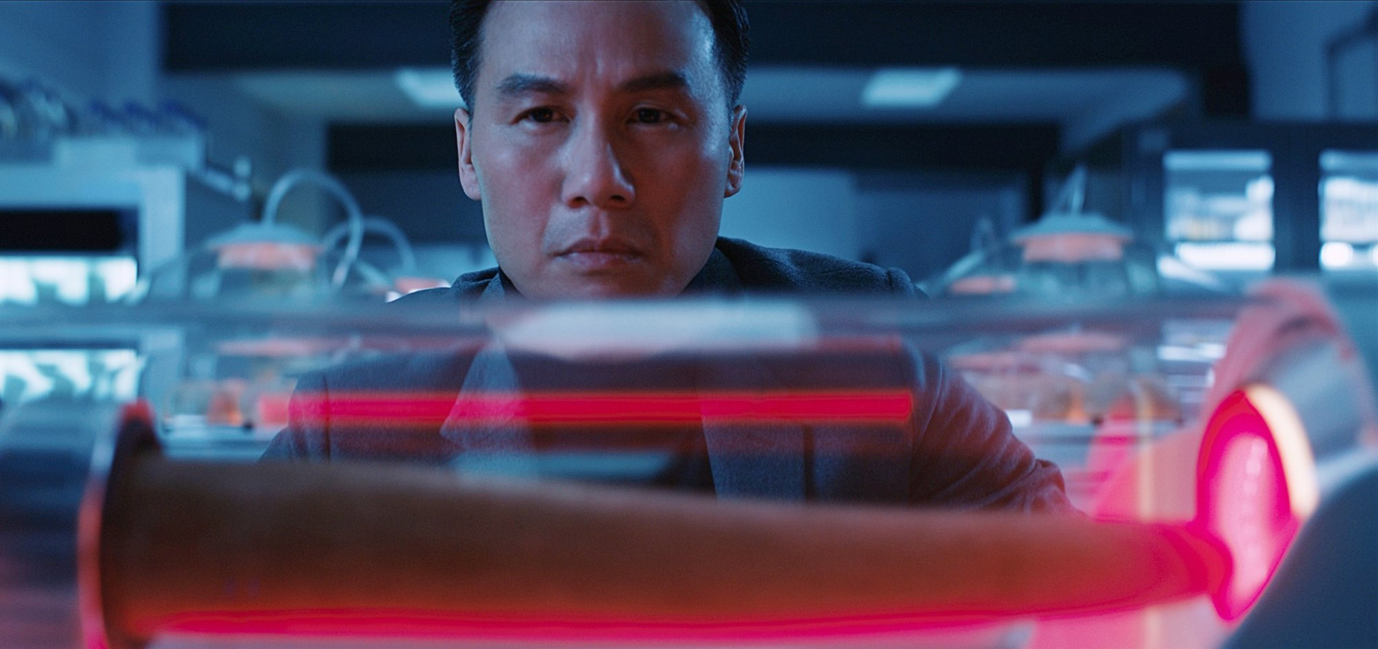 B.D. Wong stars as Dr. Henry Wu in Universal Pictures' Jurassic World: Fallen Kingdom (2018)