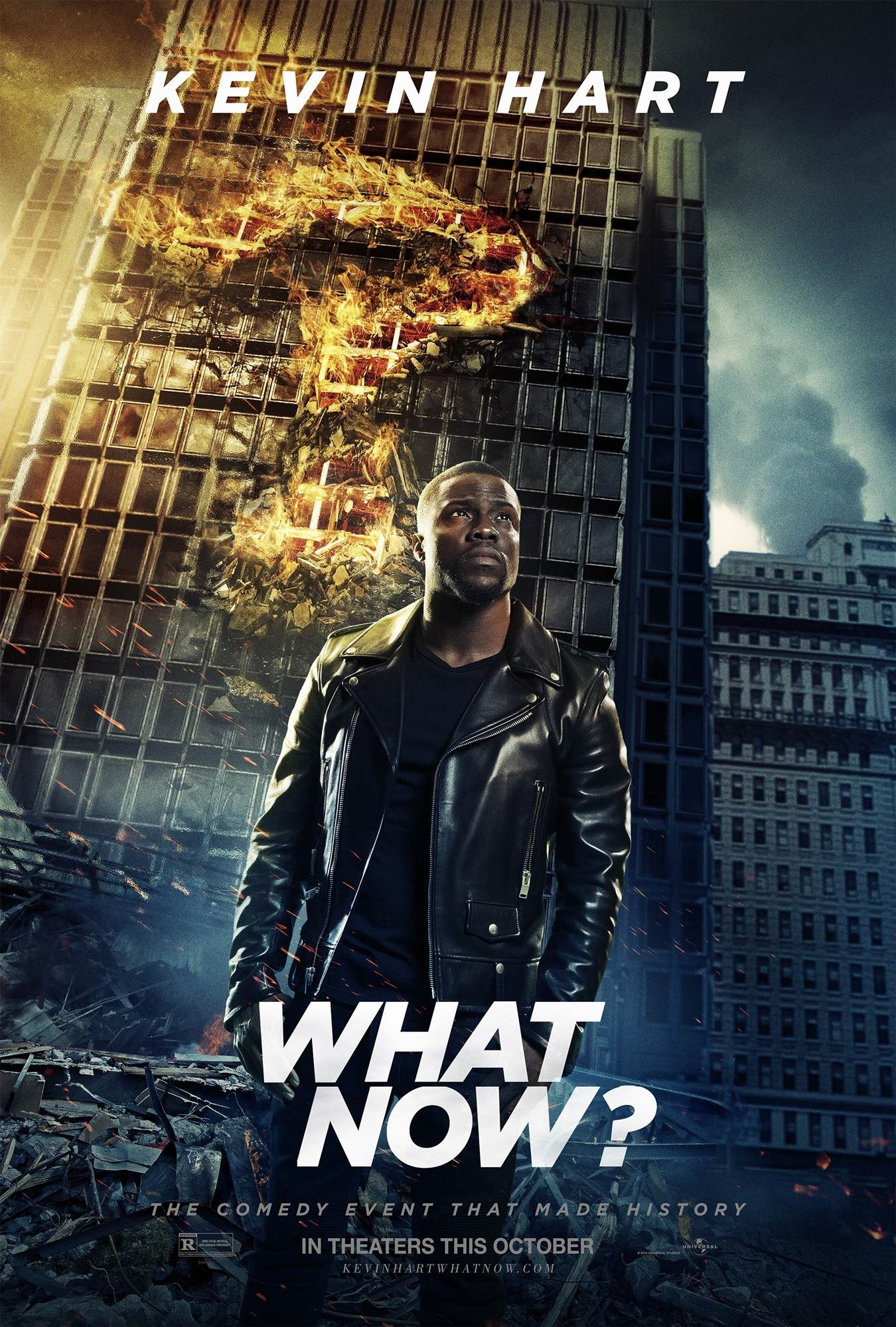 Poster of Universal Pictures' Kevin Hart: What Now? (2016)