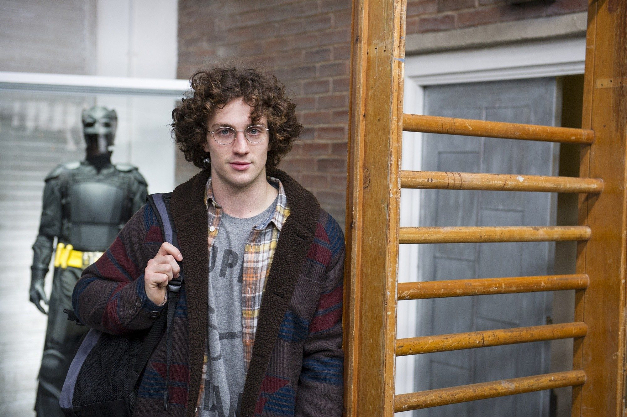 Aaron Johnson stars as Dave Lizewski in Universal Pictures' Kick-Ass 2 (2013)