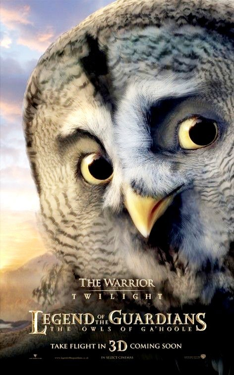 Poster of Warner Bros. Pictures' Legend of the Guardians: The Owls of Ga'Hoole (2010)
