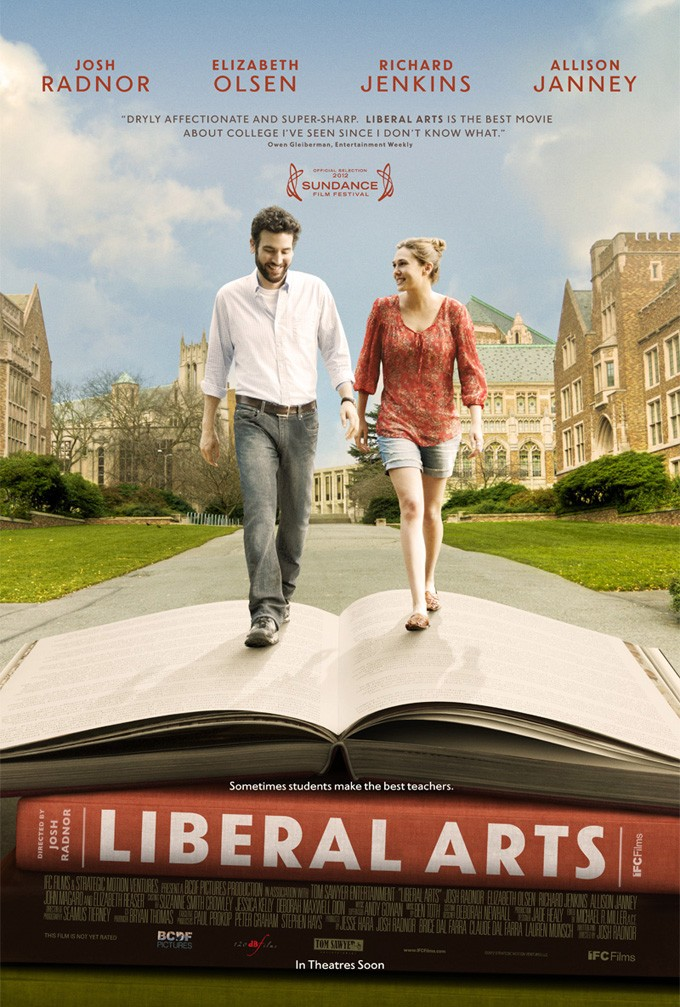 Poster of IFC Films' Liberal Arts (2012)