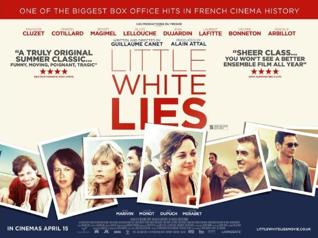 Poster of MPI Media Group's Little White Lies (2012)