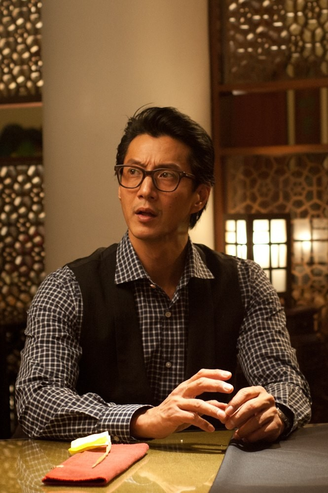 Will Yun Lee stars as Stanford in Studio Strada's Lost for Words (2013)