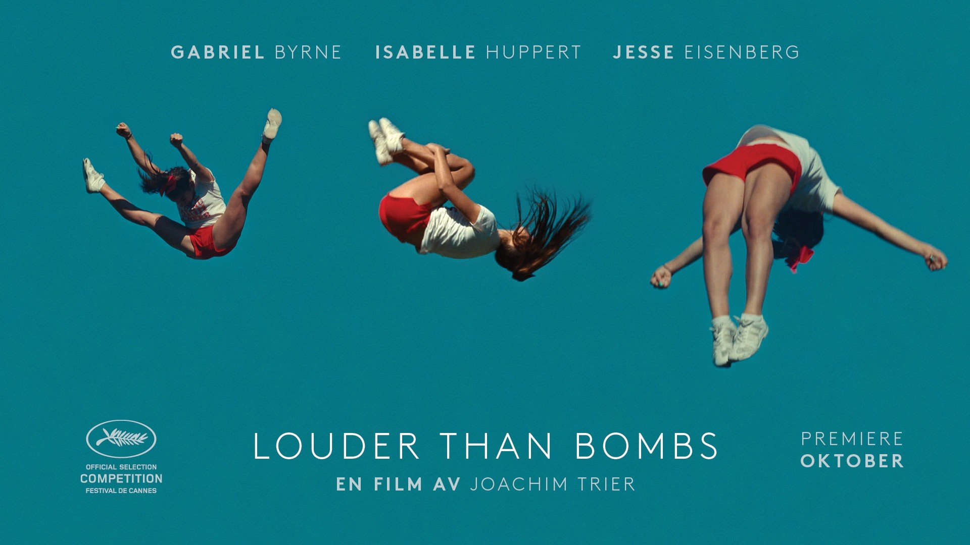 louder than bombs stream