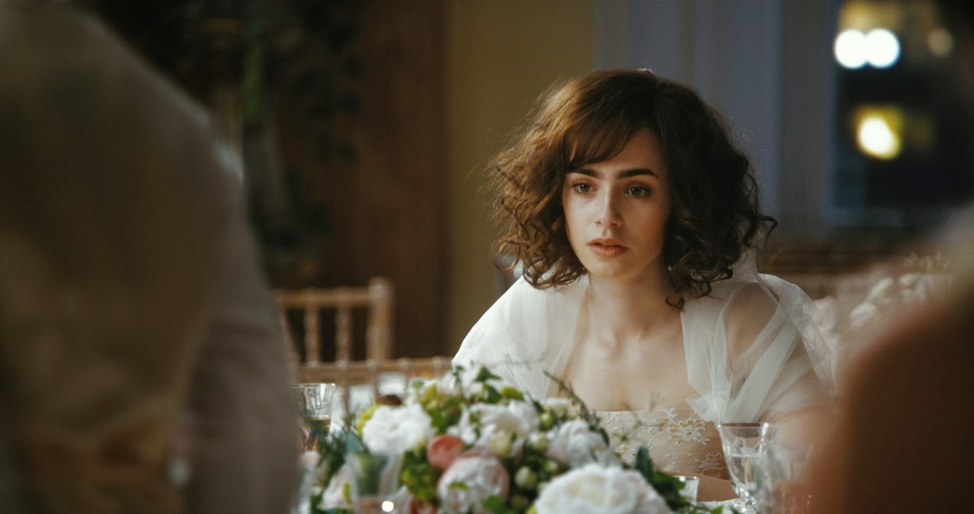 Lily Collins Movie Quo...