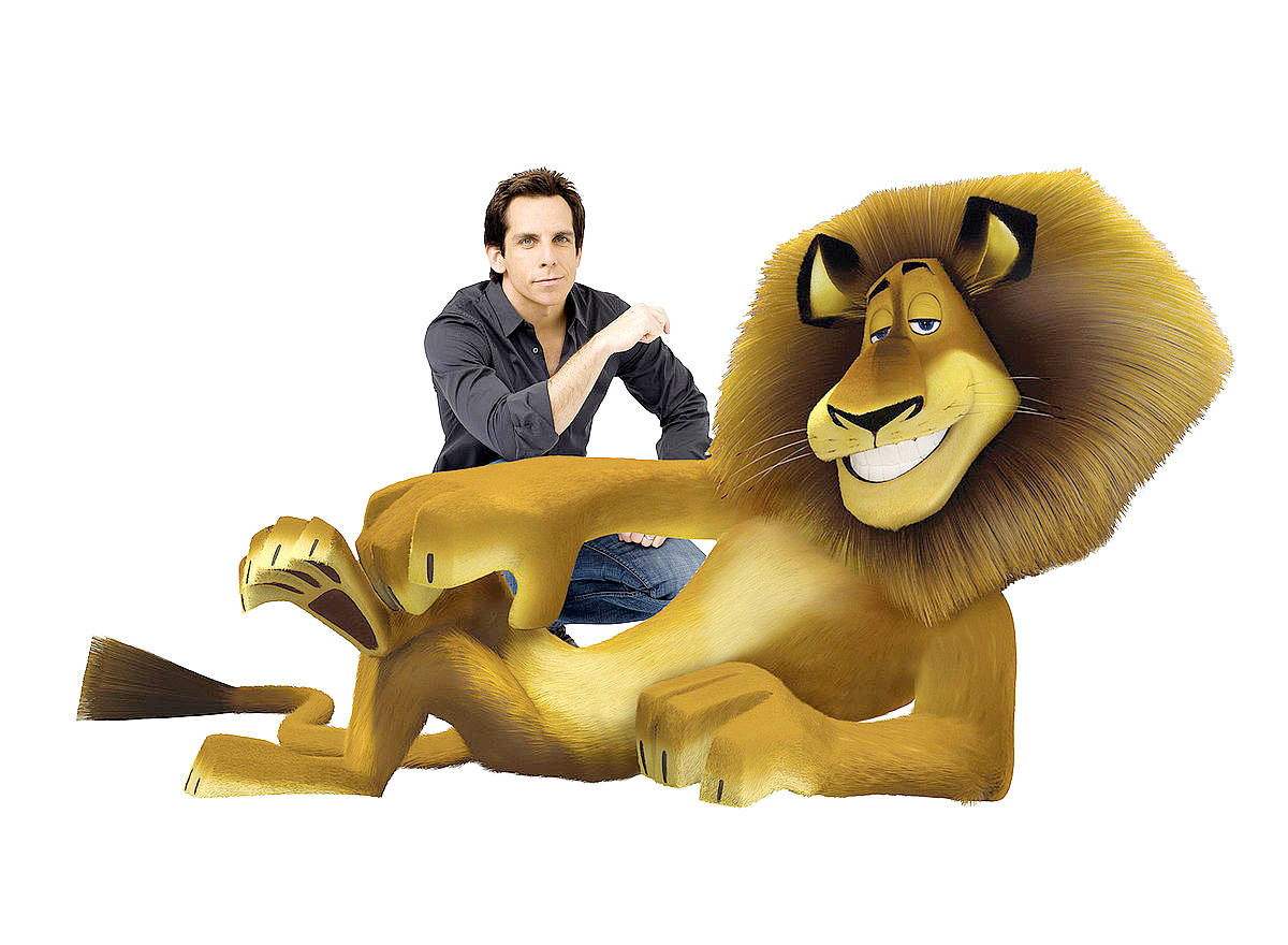 Ben Stiller voices Alex the lion in DreamWorks Pictures  Madagascar    Madagascar Alex The Lion