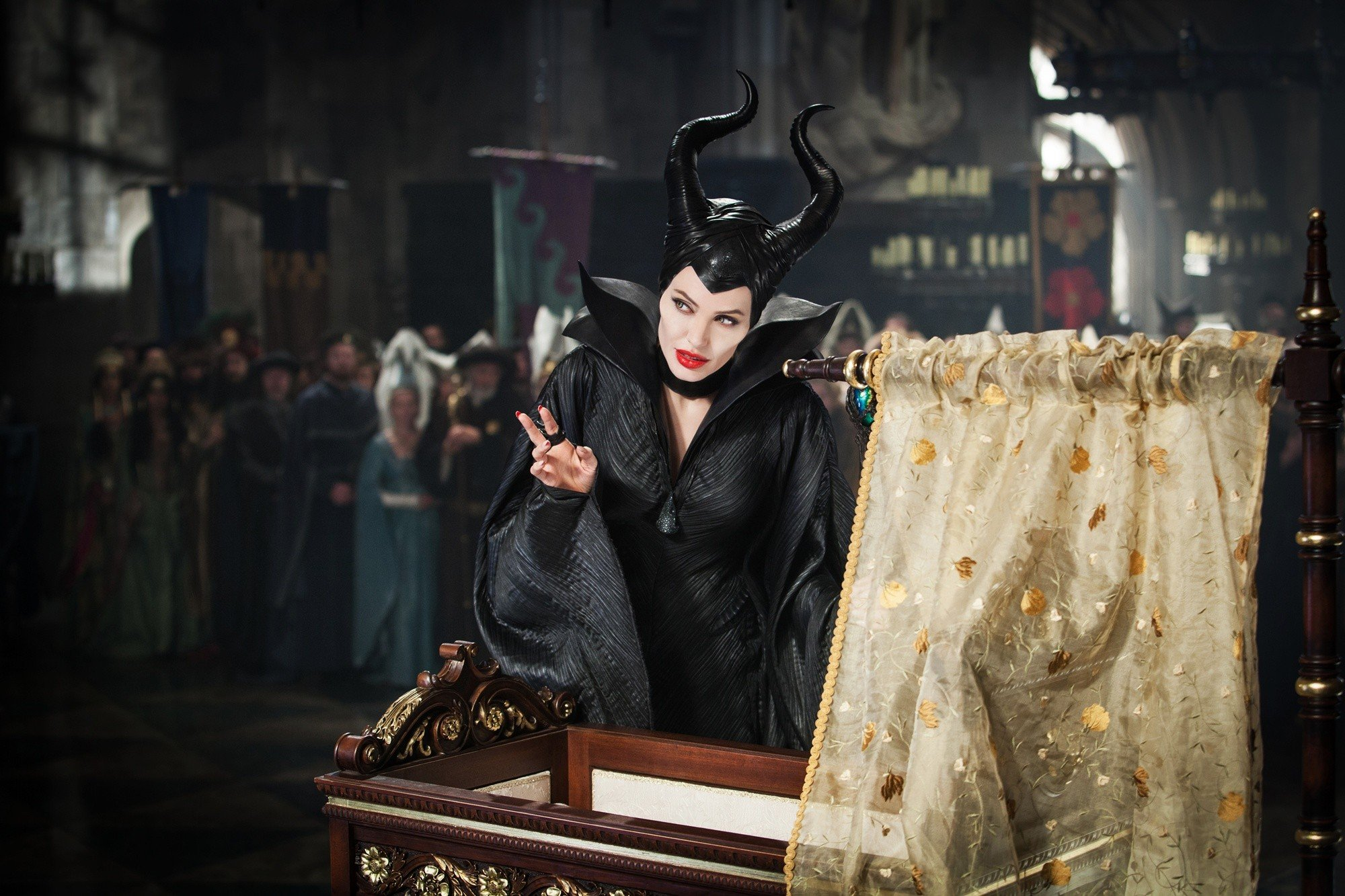 'Maleficent' Wins Domestic Box Office, Becomes Angelina Jolie's Best Opener