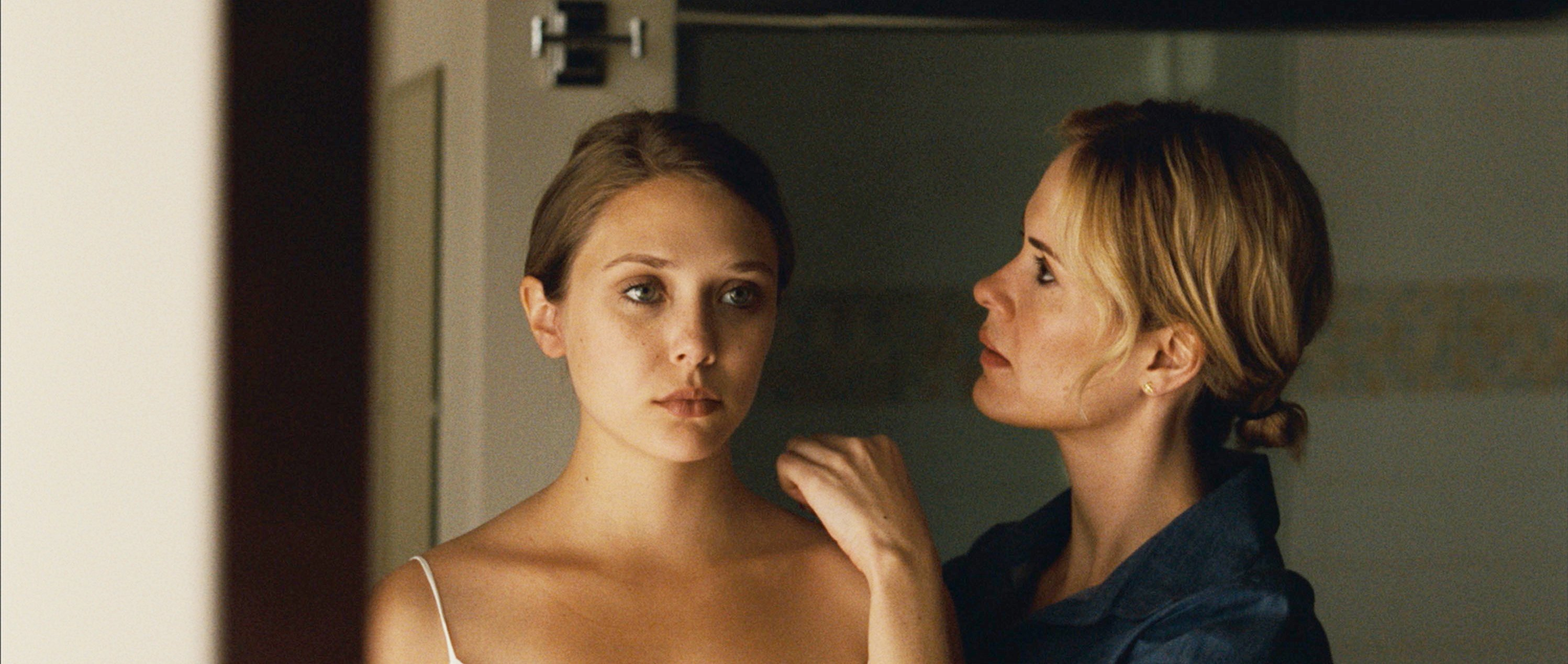 Elizabeth Olsen stars as Martha and Sarah Paulson stars as Lucy in Fox Searchlight Pictures' Martha Marcy May Marlene (2011)