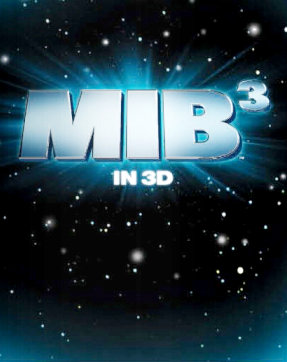 Poster of Columbia Pictures' Men in Black 3 (2012)