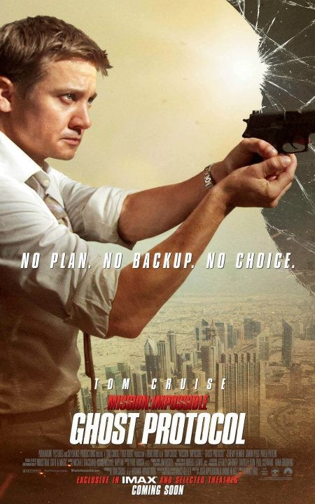 Posters of Mission: Impossible - Ghost Protocol