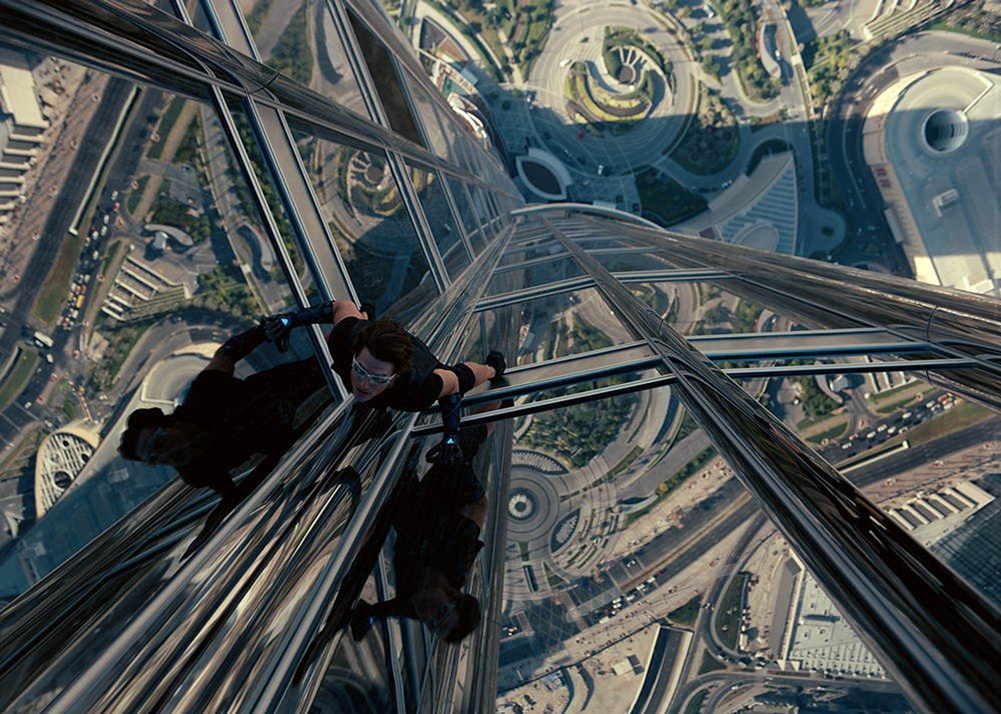 Tom Cruise stars as Ethan Hunt in Paramount Pictures' Mission: Impossible Ghost Protocol (2011)