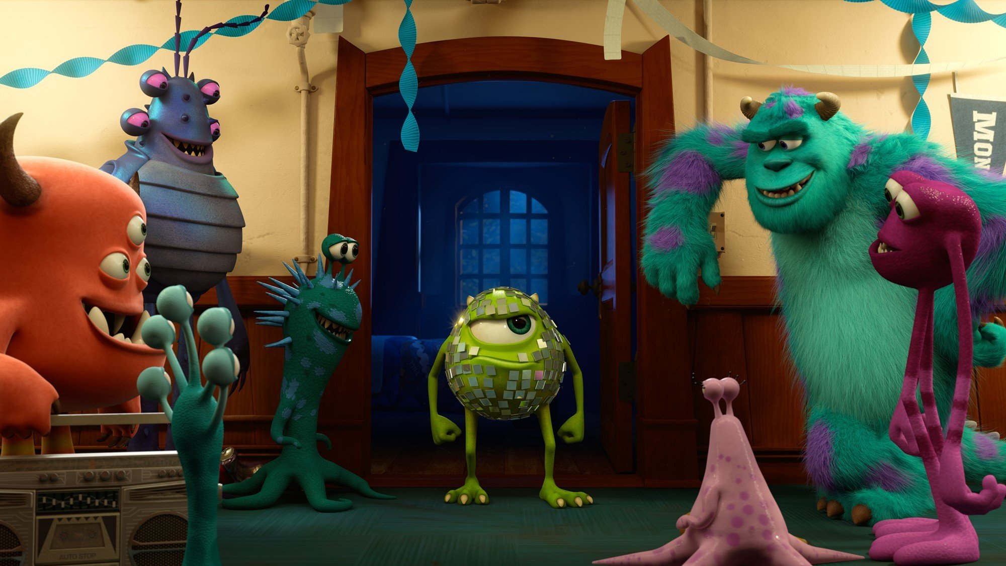 Free Download Full Movies Monsters University 2013 Subtitle English - Indonesia