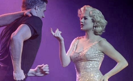 Michelle Williams stars as Marilyn Monroe in The Weinstein Company's My Week with Marilyn (2011)