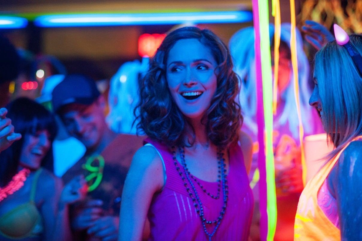 Rose Byrne stars as Kelly Radner in Universal Pictures' Neighbors (2014). Photo credit by Glen Wilson.