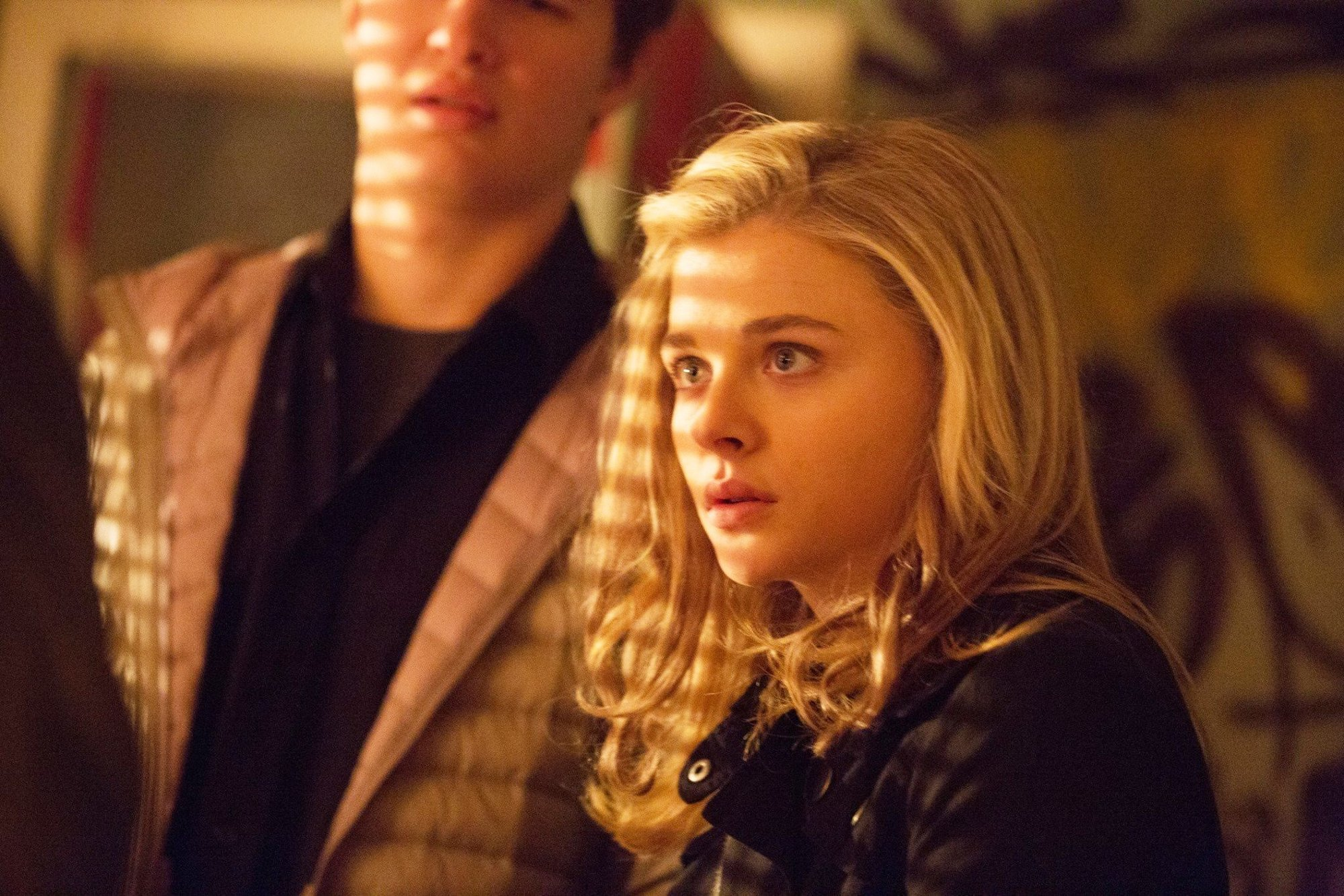Chloe Moretz stars as Phoebe in Sony Pictures Worldwide Acquisitions' November Criminals (2017)