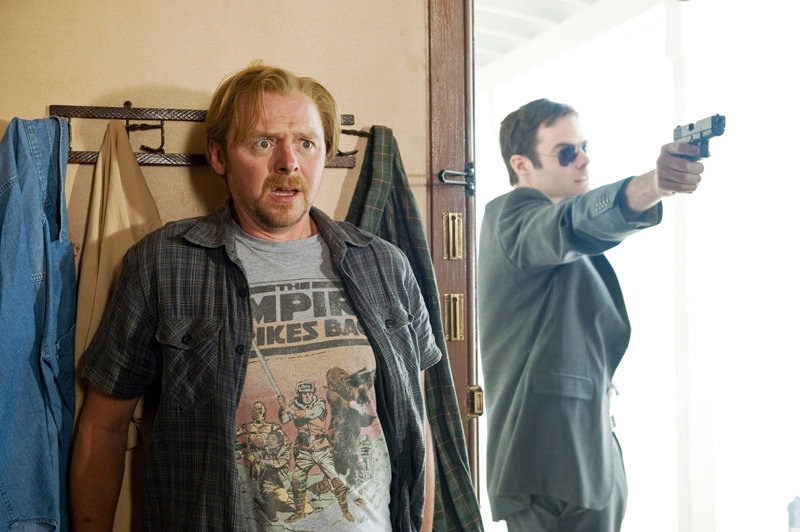 Simon Pegg, Bill Harder
