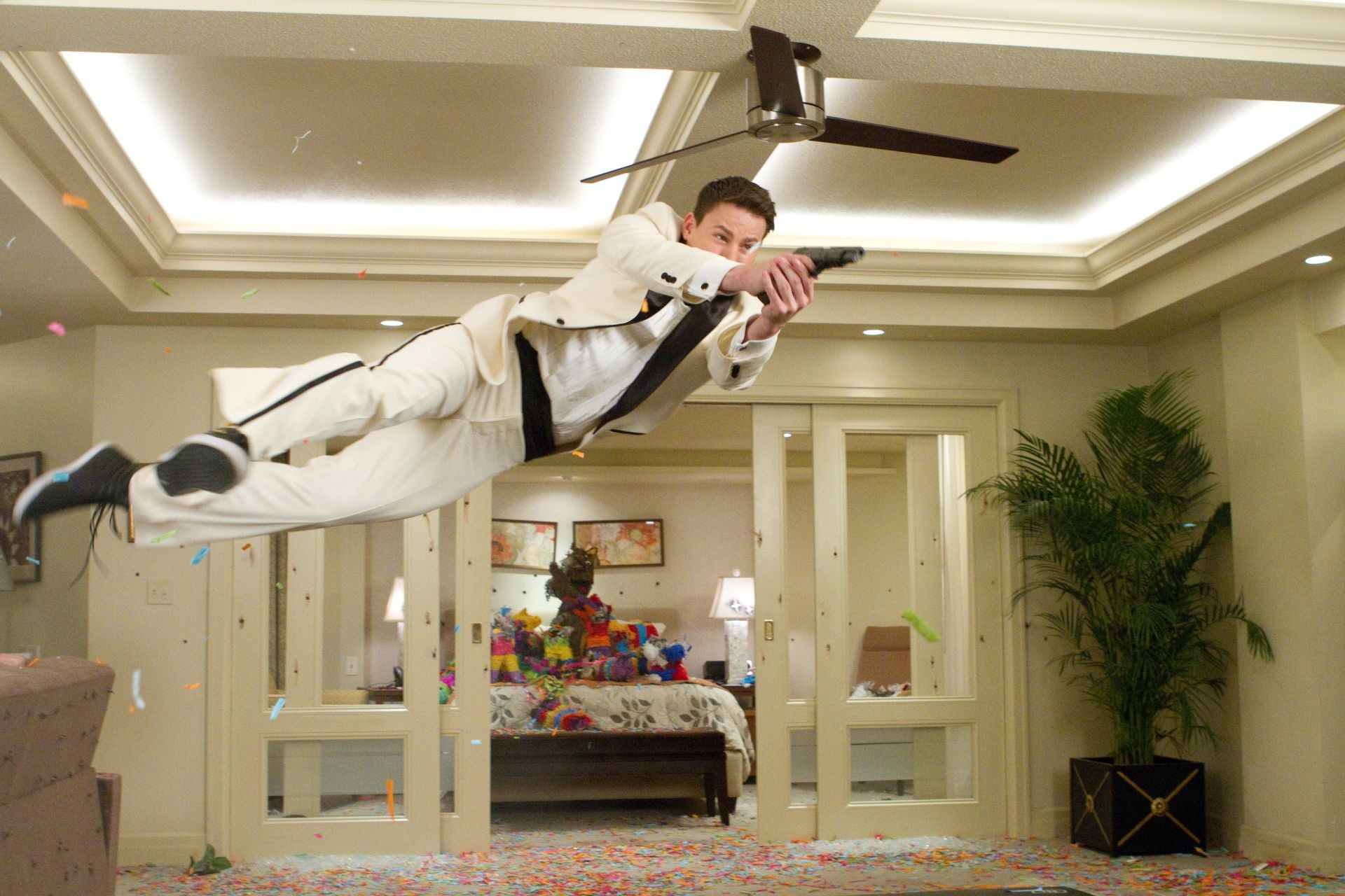 Channing Tatum stars as Jenko in Columbia Pictures' 21 Jump Street (2012)