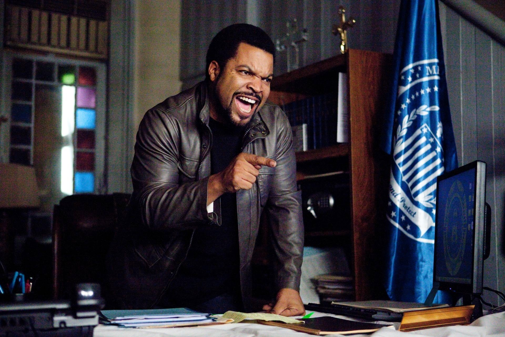 Ice Cube stars as Captain Dickson in Columbia Pictures' 21 Jump Street (2012)