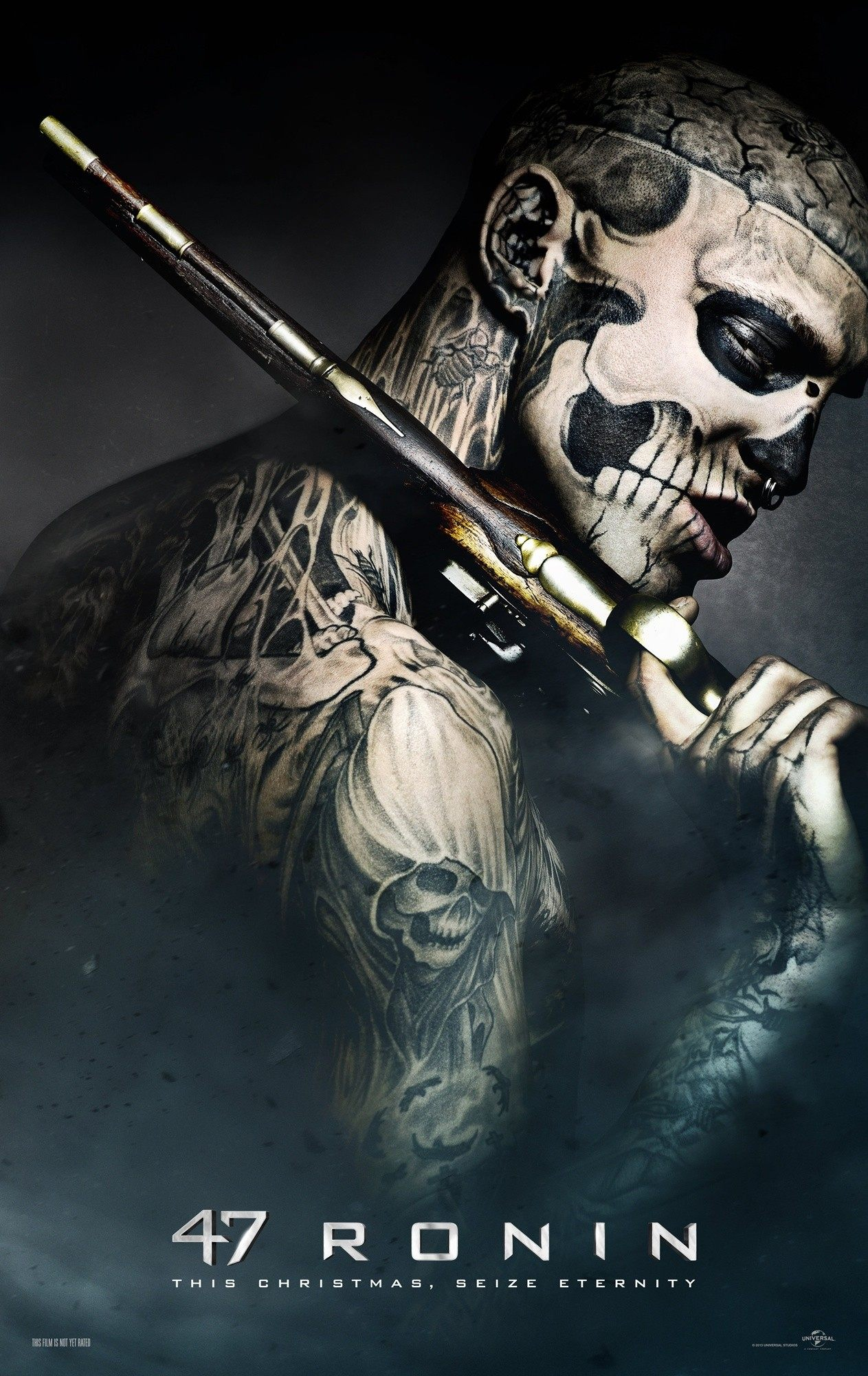 Poster of Universal Pictures' 47 Ronin (2013)
