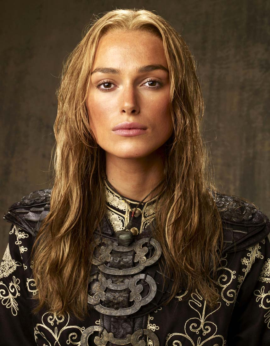 keira knightley pirates of the caribbean