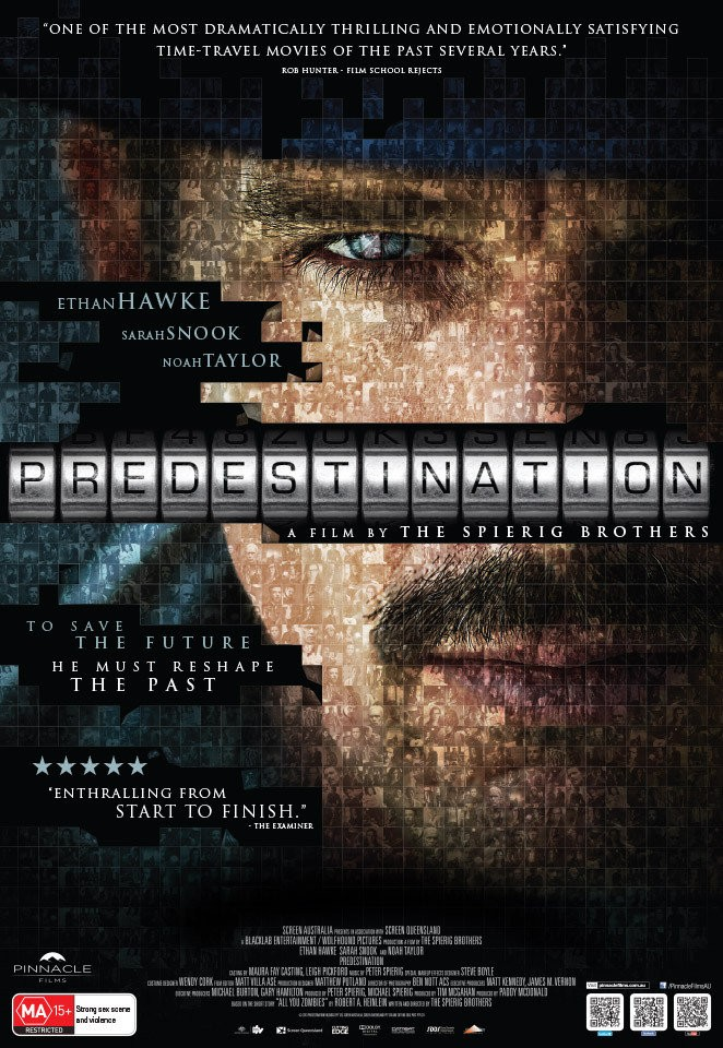 Predestination (????) movie