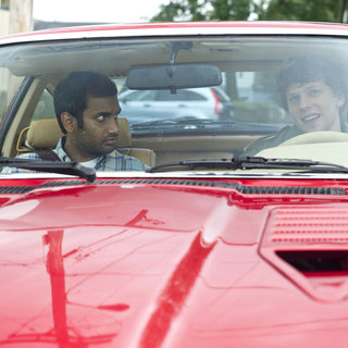 Aziz Ansari stars as Chet and Jesse Eisenberg stars as Nick in Columbia Pictures' 30 Minutes or Less (2011) - 30_minutes_or_less02