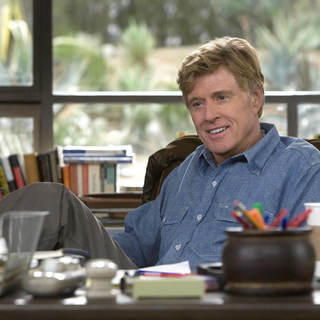 ROBERT REDFORD stars in and directs United Artists/MGM Pictures' LIONS FOR LAMBS (2007). Photo by: David James. - L-djs-001881