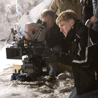 ROBERT REDFORD directs and stars in United Artists/MGM Pictures' LIONS FOR LAMBS (2007). Photo by: David James. - L-djs-003593