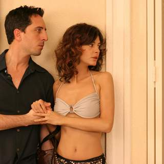 Audrey Tautou as Irene and Gad Elmaleh as Jean in Samuel Goldwyn Films' Priceless (2008)