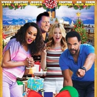 Poster of ION Television's A Christmas Cruise (2017)