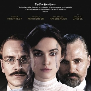 Poster of Sony Pictures Classics' A Dangerous Method (2011) - a-dangerous-method-poster02
