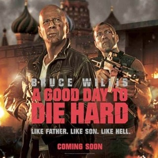 Good Day to Die Hard, A - Poster of 20th Century Fox's A Good Day to Die Hard (2013)